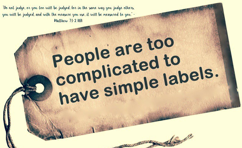 The labeling mustSTOP!!