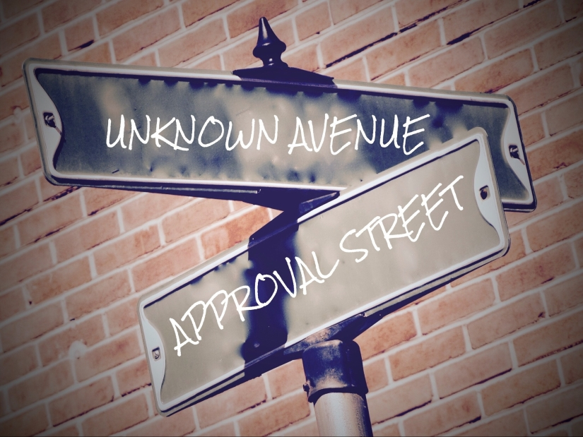 Divorce – Where Unknown Avenue runs into Approval Street…